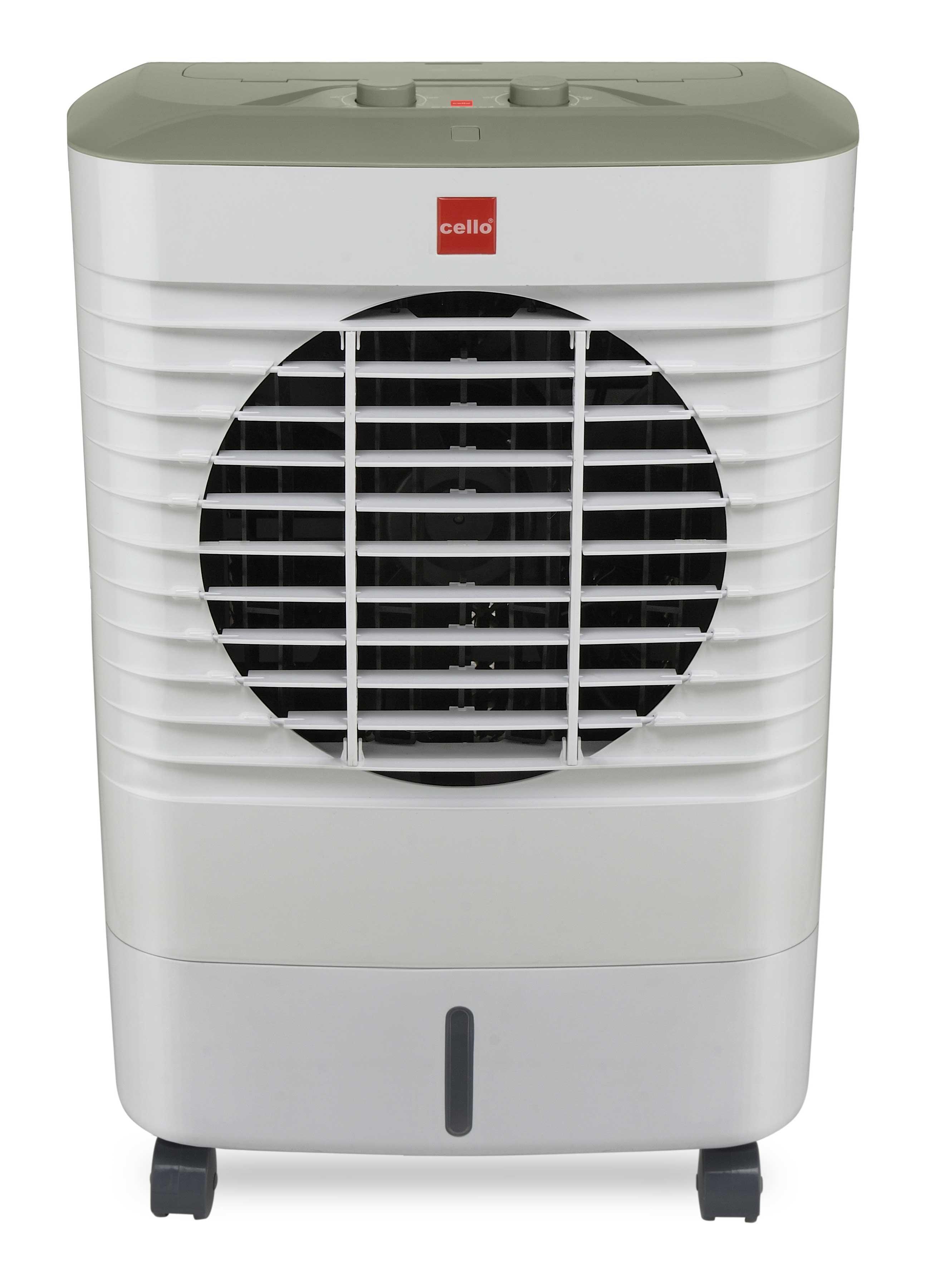 Smart Air Cooler :